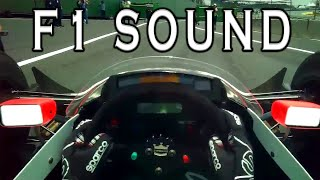 FORMULA 1 ONBOARD SOUND Compilation - V6 V8 V10 V12 - (1950/Today)