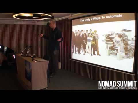 Leon Jay: Passion vs. Profit - Nomad Summit Chiang Mai 2015