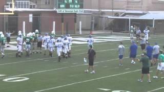 High School Scrimmage: East Jefferson vs. Newman