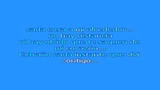 Porque Aun Te Amo Luciano Pereyra Karaoke