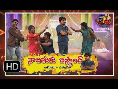 Jabardasth -  24th September 2015 -  జబర్దస్త్ – Full Episod