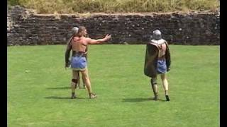 What have the Romans ever done for us part 2 The Gladiators