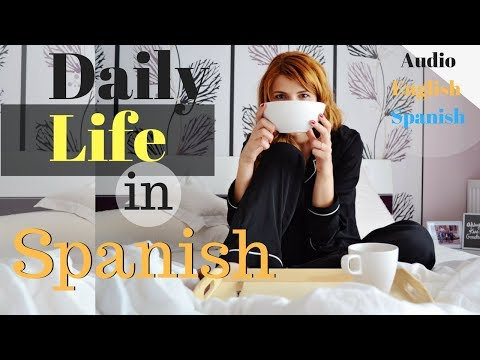 How to say throughout life in spanish