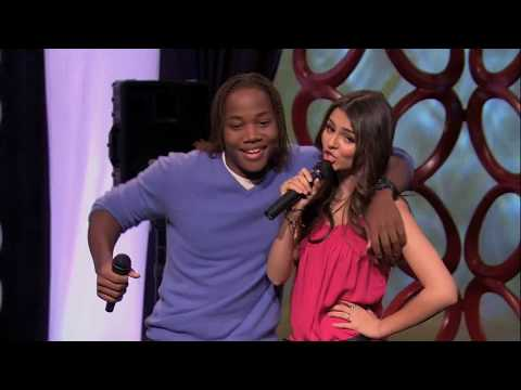 Victoria Justice & Leon Thomas III - Make It Shine (Remix)