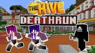 Minecraft: The Hive: Death Run / Parkour Race / Top 3 Challenge!