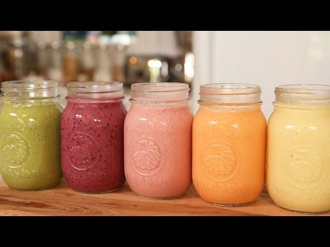 5 Healthy Breakfast Smoothies без регистрации и смс