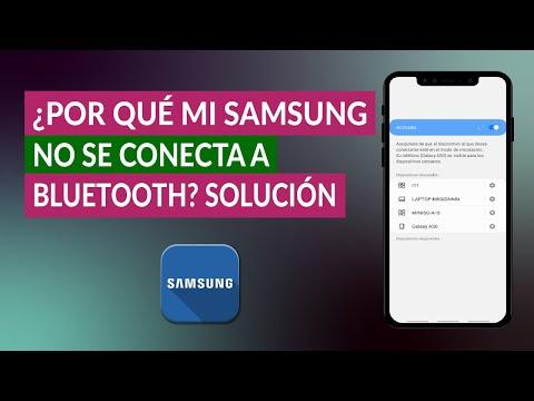 ¿Por qué mi Samsung no se Conecta a Bluetooth y Cómo Solucionarlo?