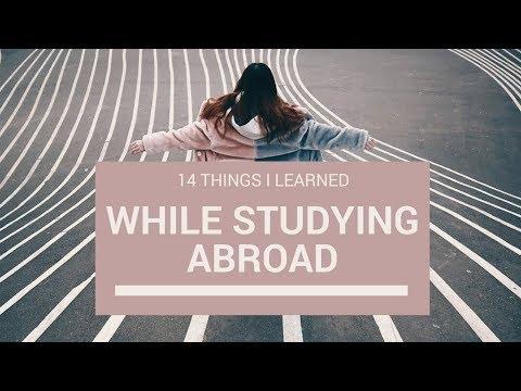 我在英國留學學會的14件事 | LIBBY