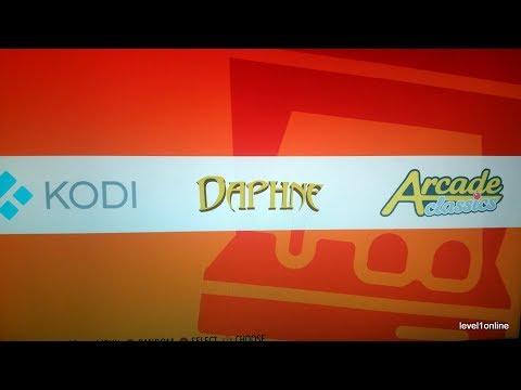 Retropie image with daphne