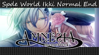 Amnesia: Memories Spade World [Ikki] Normal Ending 1
