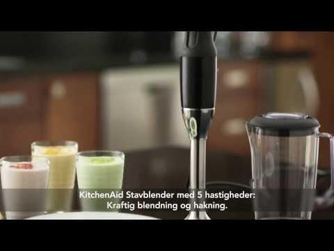 KitchenAid - Stavblender DK