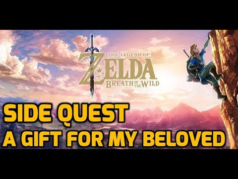 The Legend of Zelda: Breath of the Wild - Side Quest - A Gift for ...