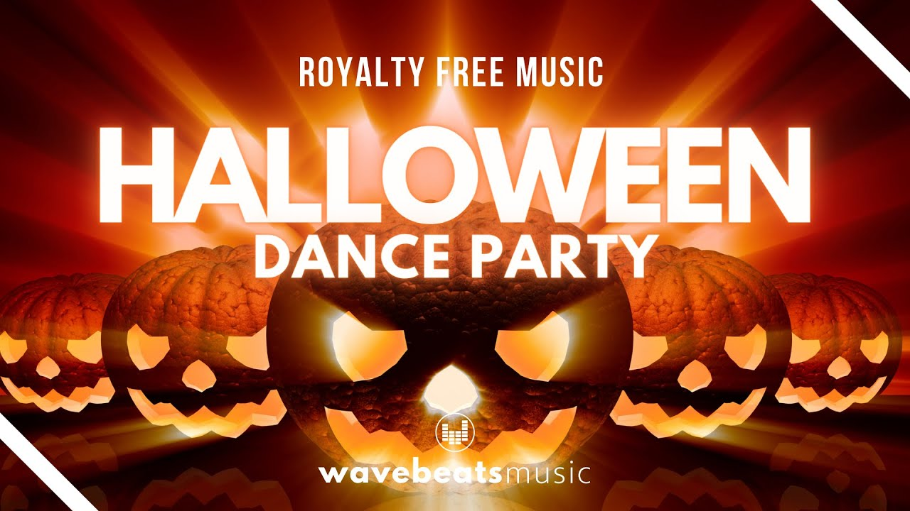 Halloween Dance Party 2020 | Royalty Free Background Music