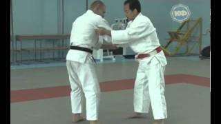 Техника и методика дзюдо в исполнении  Katsuhiko KASHIWAZAKI 8 DAN.