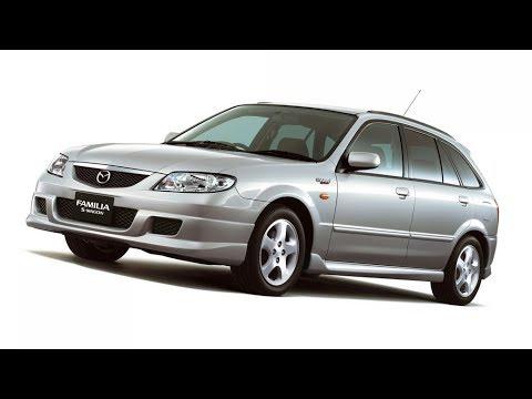 Mazda Familia S Wagon Eva коврики в салон Evabel.ru