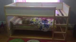 Ikea Kura Loft Bed Assembly Service In Ashburn Va By Furniture Assembly Experts Llc