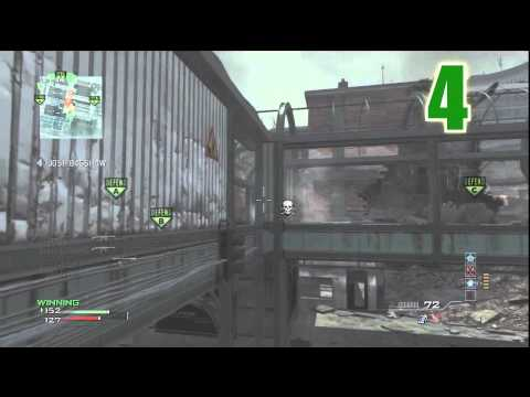 MW3 | Pistol/Handgun MOAB on Underground | P99 *FAIL!*