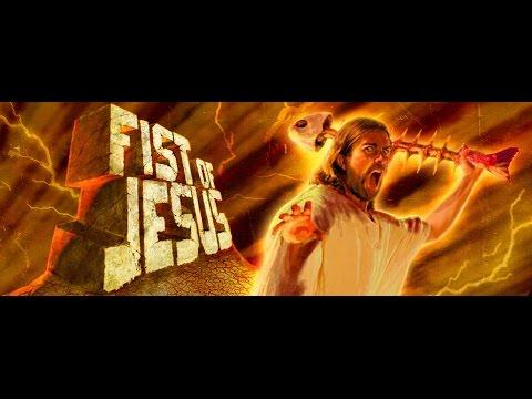 FIST OF JESUS + EXTRA | LAS LETRINAS DEL CINE