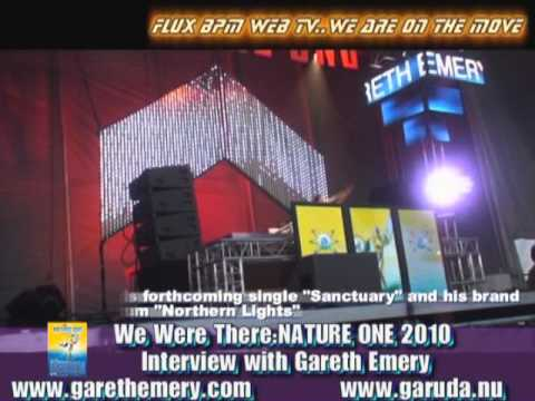 Interview with Gareth Emery
