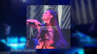 ARIANA GRANDE: Live at Amazon Prime Day [ALBUM DOWNLOAD] | Moonlight Boy