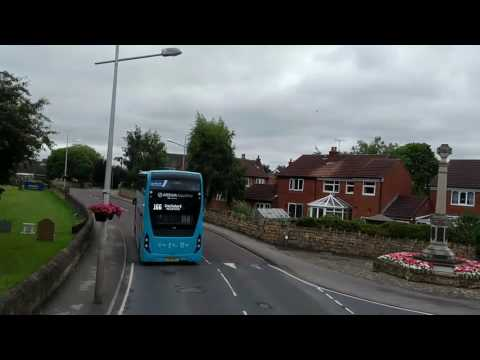 New Arriva Buses Leeds to Castleford