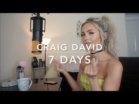 Craig David - 7 Days  Cover 💜