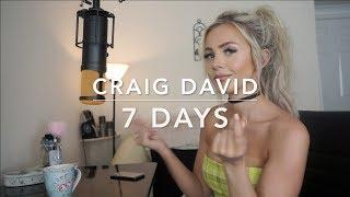 Craig David - 7 Days | Cover 💜