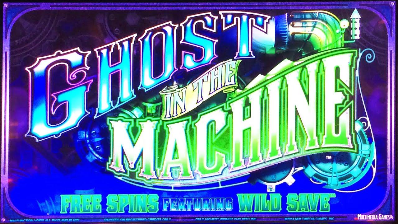 ghost slot machine