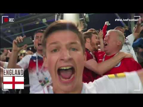 Fan Cam 2018 FIFA World Cup Episode 7: Semi Final Emotions