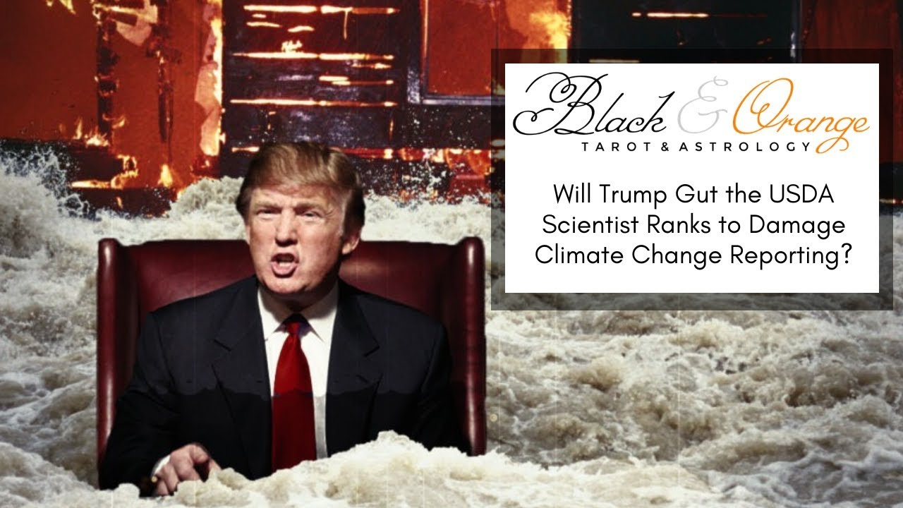 271  Will Trump Gut the USDA Scientist Ranks to Damage Climate Change  Reporting?