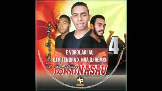 E Vorolaki Au - Leba Boi Yawa ft DJ Ritendra & NRA DJ Remix