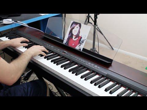 Christina Grimmie Snow White Piano Cover Tribute Youtube