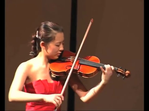 Ji Eun Anna Lee - J S Bach - from Partita No 2 in D minor BWV 1004
