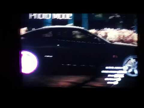 NFS Undercover glitch/bug glowing and color changing rims