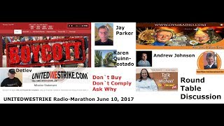 UWS Radio Marathon Round Table Discussion 20170610