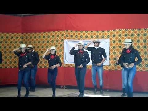 OCIS - USA traditional dance
