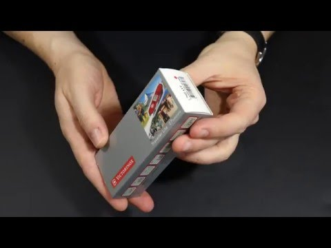 Victorinox Traveler Lite | Taschenwerkzeug für Expeditionen | EDC Gear Tool