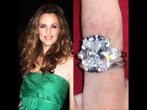 Charmant Celebrity Jennifer Garneru0027s Engagement Ring