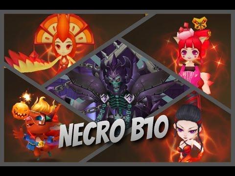 Summoners War - Tuto - Necro B10