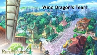 Rune Factory 4 OST: Wind Dragon's Tears