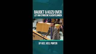 Kuzu vs. Baudet over de MSM & lot Syrische vluchtelingen