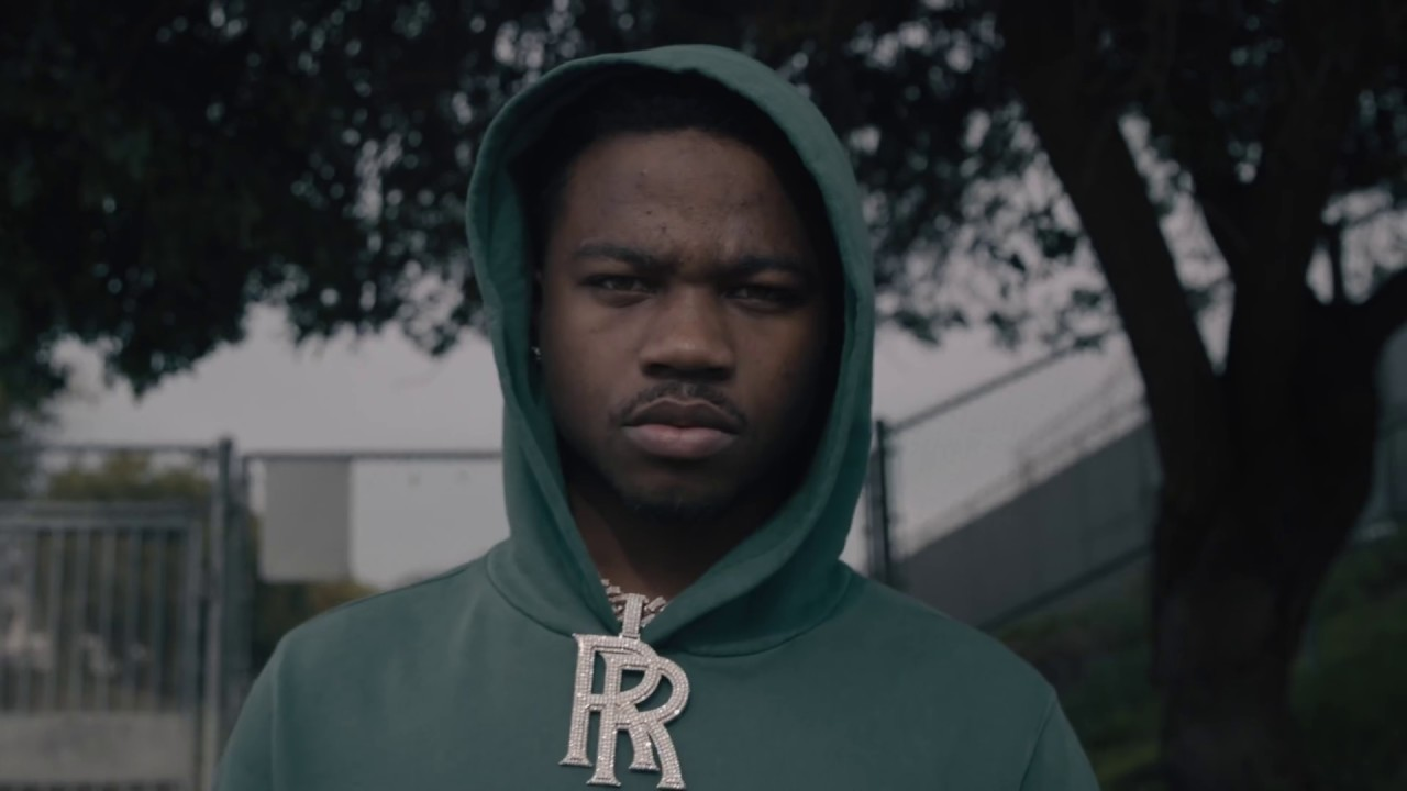 Roddy Ricch - Down Below [Official Music Video] (Dir  by JMP)