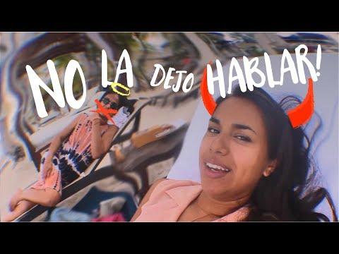 Bullying a Dulce por el resto de nuestras vidas - Travel Vlog Curacao - Daniela Franchi
