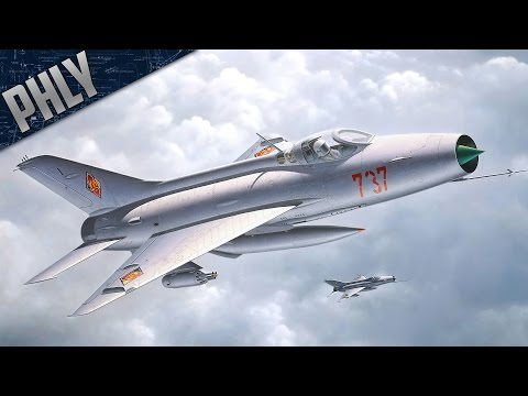 "WAR THUNDER MIG-21 ""MEME"" (Supersonic Gameplay)"