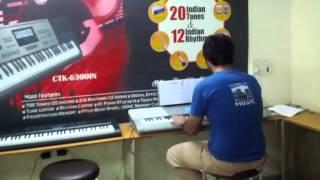 Barish Piano cover