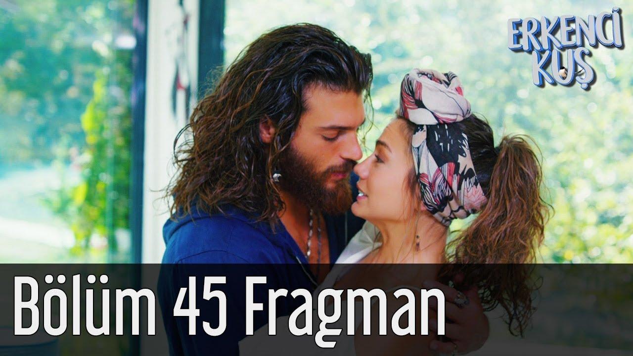 Erkenci Kuş 45.Bölüm Fragman izle
