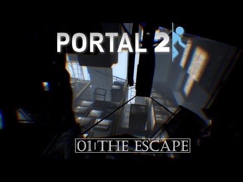 Portal 2 | The Escape | Oculus Rift