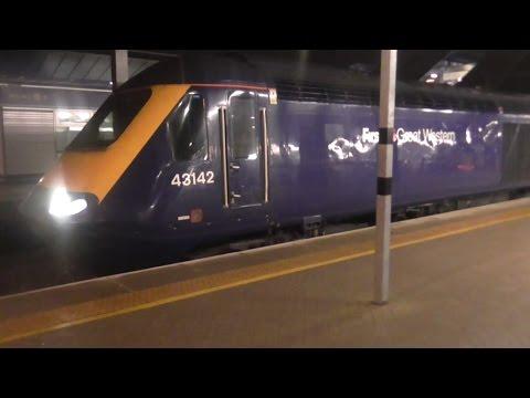 Great Western Railway (GWR) Class 43 HST Ride: London Paddington to Reading - 08/12/16