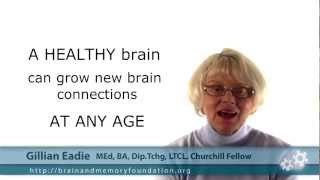 Secrets of a Healthy Brain at Any Age. Improve My Memory Power.