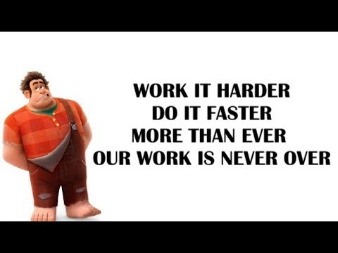 Wreck-It Ralph 2 Official Trailer song (lyrics) soundtrack ...Wreck It Ralph Trailer 3